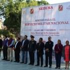 Se realizó sorteo de Servicio Militar Nacional en el municipio