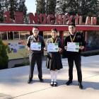 Jóvenes mixtecos ganaron concurso nacional de Robótica en Mazatlán