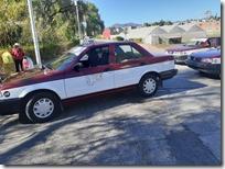 Bloqueo de taxistas (1)