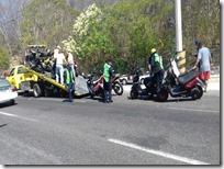 Operativo a motociclistas continuarán en Huajuapan 1