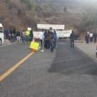 Pobladores del Núcleo Rural Reforma bloquearon la carretera federal 190