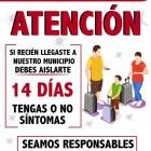 Personas que regresen a Petlalcingo deben cumplir con aislamiento: Ayuntamiento