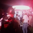 SEGURIDAD PÚBLCIA: Muere hombre en volcadura registrada en San Marcos Arteaga