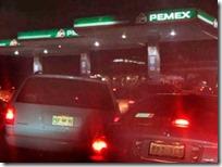 Se reactiva alza de precios de combustibles en la Mixteca