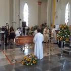 Dan último adiós a Obispo de la Diócesis de Huajuapan