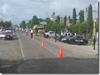 Intensifican  operativos contra taxis en la Mixteca