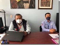Jefe Jurisdiccional en la Mixteca