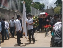Despiden a edil de San Simón Zahuatlán