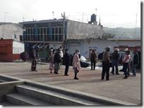 Ciudadanos inconformes de Tezoatlán