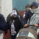 Huajuapan registra temperaturas de hasta 7° C