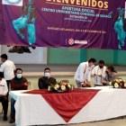 Apertura Centro Universitario Comunal en Santiago Juxtlahuaca