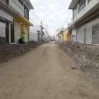 Previsto concluir obra de la calle Allende a finales de enero