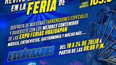 ¡REVIVE LA DIVERSIÓN CON LA FERIA DE LA MEJOR FM!