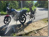 Aseguran motocicletas en Putla