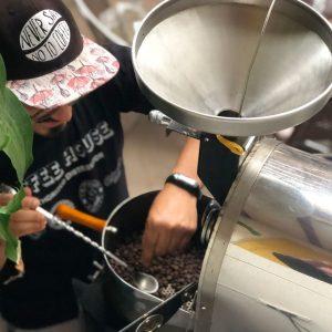 ROASTING SCA - Xeridas coffee