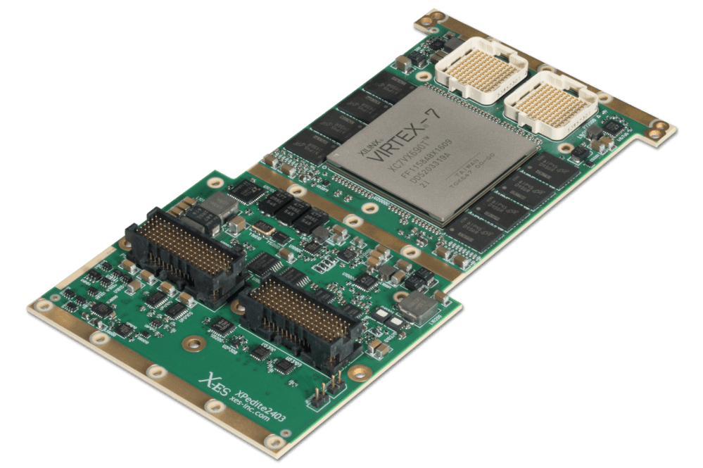 medium resolution of xpedite2403 xmc fpga module description features technical specs accessories documentation block diagram