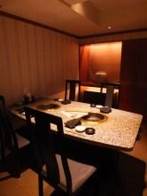 焼肉An 個室
