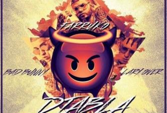 Farruko presentara –  Diabla Remix