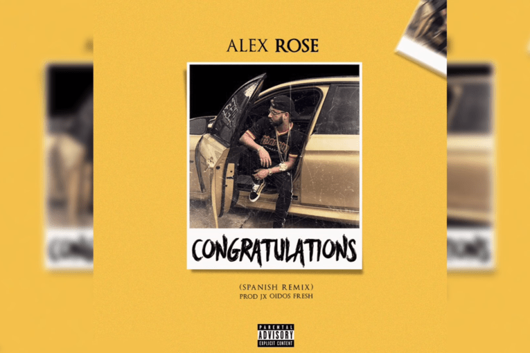 ALEX ROSE – CONGRATULATIONS (SPANISH REMIX)