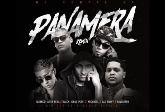 PANAMERA REMIX – QUIMICOULTRAMEGA x BLACK JONAS POINT x BAD BUNNY x ALMIGHTY x ARCANGEL
