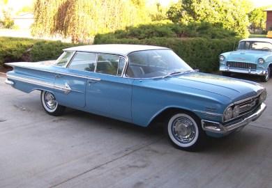 1960 Chevy Impala Sports Sedan For Sale