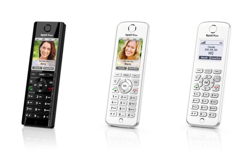 FRITZ!Fon: Rufnummern sperren direkt über das Telefon