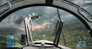 Battlefield 3 Jet