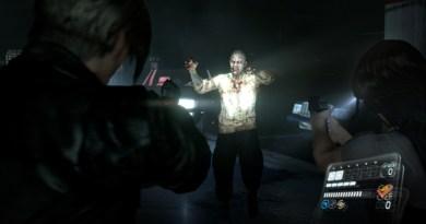Resident evil 6 new demo