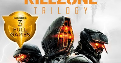 Killzone Trilogy PS3 Collection
