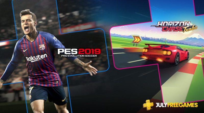 Τα δωρεάν παιχνίδια του Playstation Plus για τον Ιούλιο