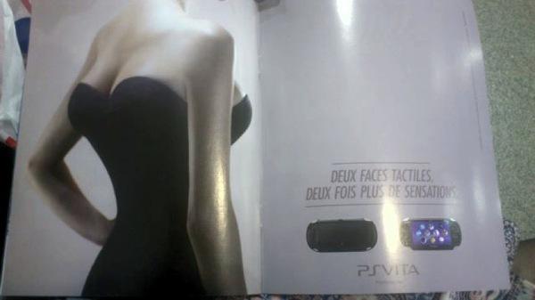 ps vita 4 breasted woman
