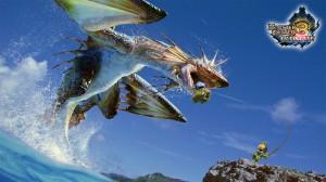 Monster Hunter 3 Ultimate PR Photo