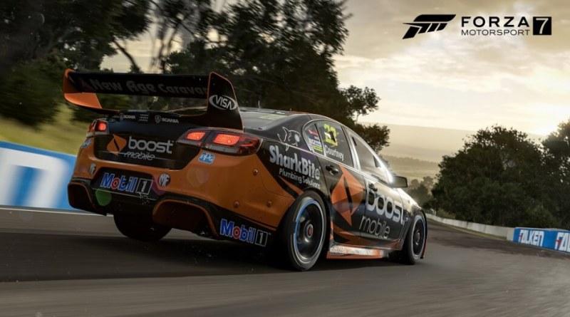 Δείτε πως τρέχει το Forza 7 στο Xbox One X