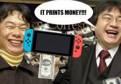 Πως και γιατί το Switch τυπώνει λεφτά