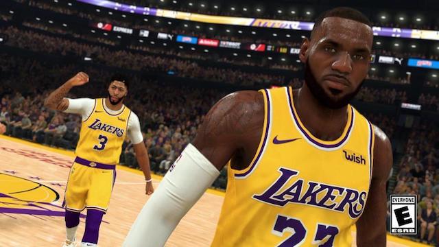 Gameplay trailer για το NBA 2K20