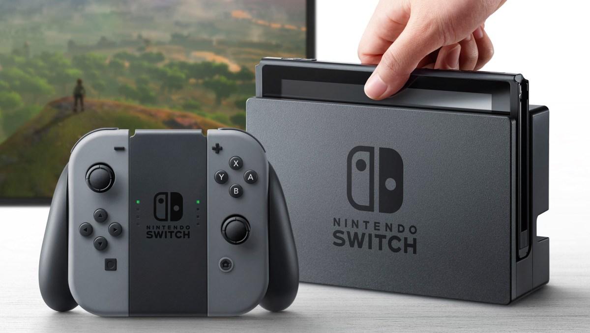 """Ο κύβος ερρίφθη: """"Έσπασε"""" το Switch"""
