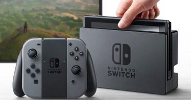 Τυχεράκιας έχει ήδη στα χέρια του το Switch, πρώτη ματιά στο λογισμικό