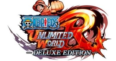 Ανακοινώθηκε το One Piece Unlimited World Red Deluxe Edition για το Nintendo Switch