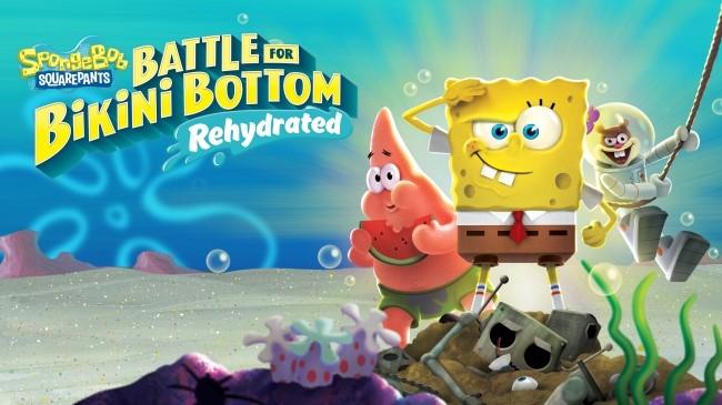 Δύο ειδικές εκδόσεις για το SpongeBob SquarePants: Battle for Bikini Bottom – Rehydrated