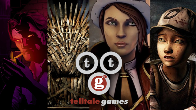 Τίτλοι τέλους για την Telltale Games