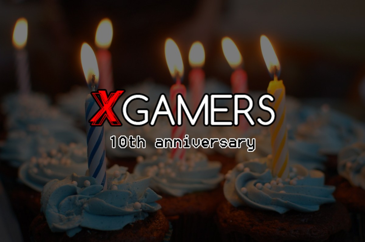 10 Χρόνια XGamers.gr: The Giveaway Edition!