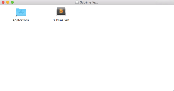 sublime text install