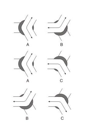 Y型三通球阀_(120度角,135度角)Y型三通球阀-上海品牌,上海雄工阀门有限公司