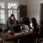 women coding