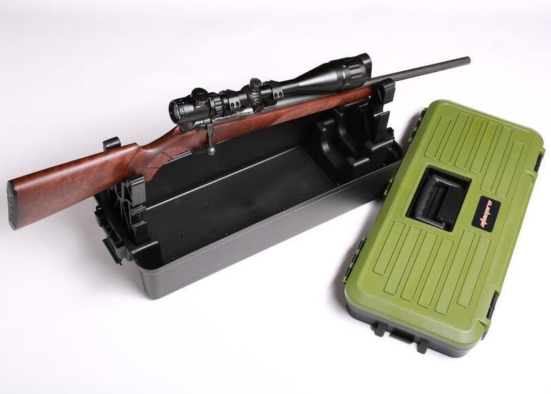 Atac Pro Shooting Range Box For Gun Maintenance Ammo Clean
