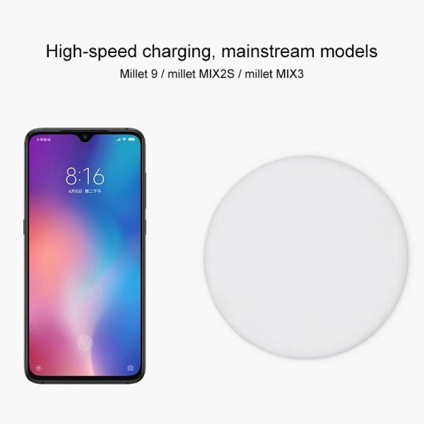 Xiaomi Fast Charging Qi Wireless Charger 20W