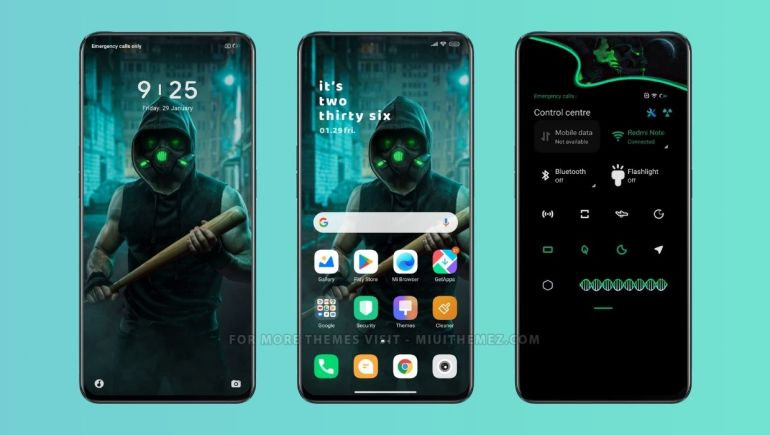 Five themes for your Xiaomi that you should definitely try.  News Xiaomi Addicts