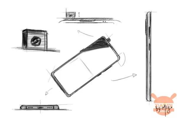 Xiaomi Hercules compare online, si tratta del Mi MIX 4?