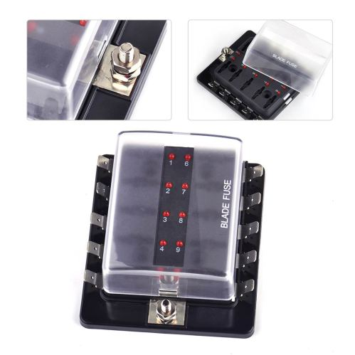 small resolution of details about 10 way circuit automotive atc ato fuse box holder fit vw mercedes benz audi bmw