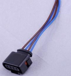 details about ignition coil connector harness plug 1j0973724 fit audi vw golf jetta passat [ 1110 x 1110 Pixel ]